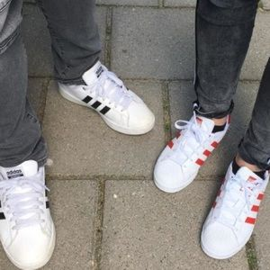 Adidas CLOUDFOAM ADVANTAGE SHOES-NWOT